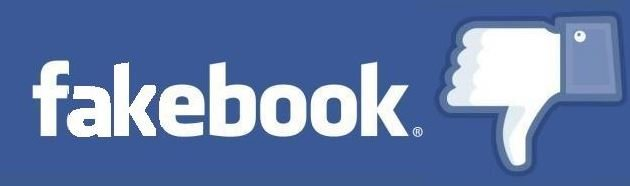 Facebook Thumbs Down Banner