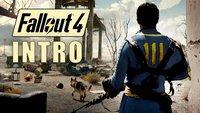 Fallout 4: Schaut euch die Intro-Sequenz des Spiels an!