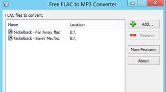 Free FLAC to MP3 Converter: FLAC in MP3 umwandeln kostenlos