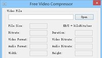 Free Video Compressor: Kostenlos Videos komprimieren