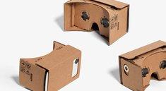 YouTube unterstützt nun die VR-Brille Cardboard für alle Videos