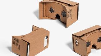 Google Cardboard: Neue Kamera-App für Virtual-Reality-Bilder
