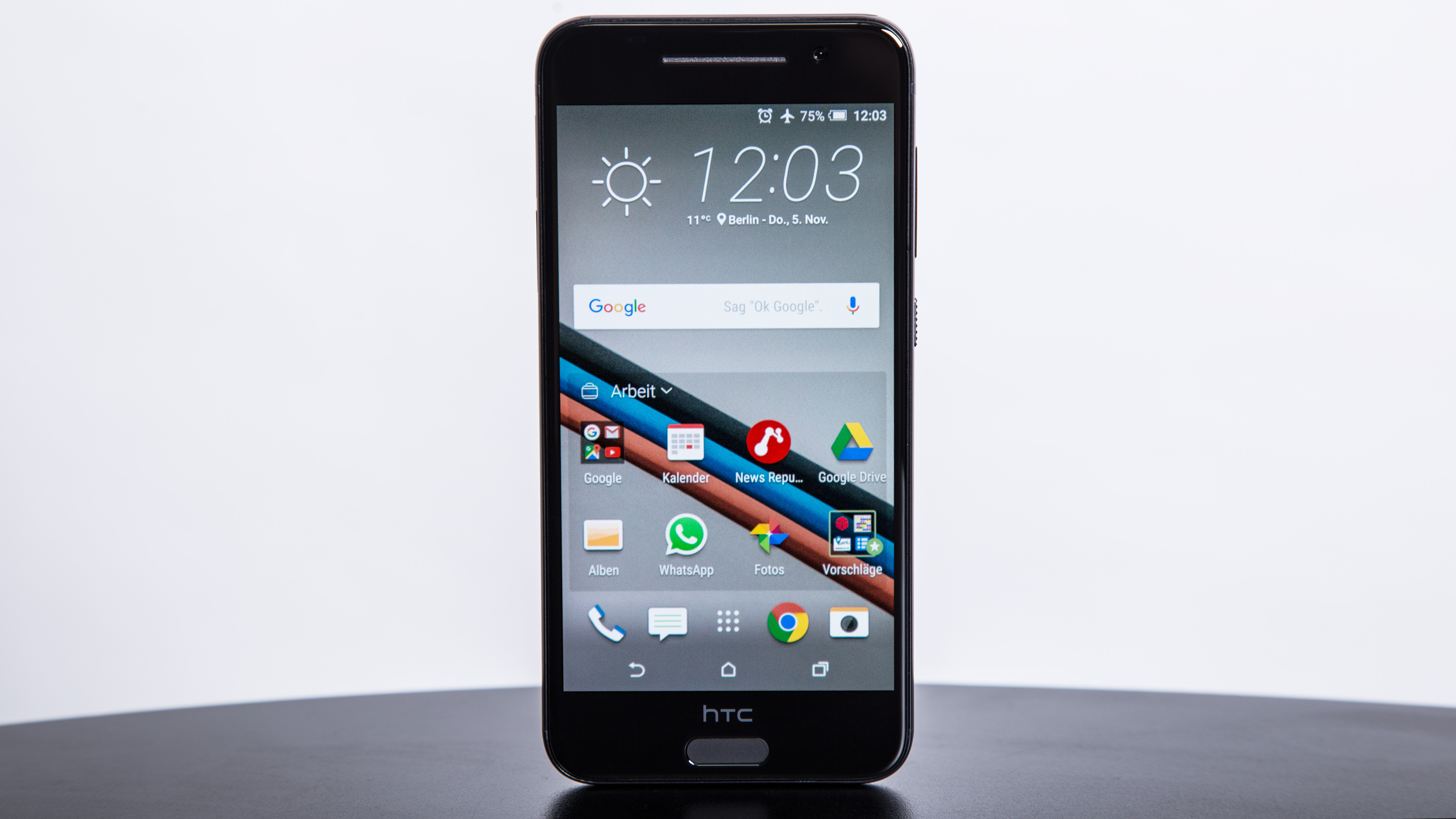 """HTC One A9 im Test: """"Don\'t mention the iPhone"""" – GIGA"""