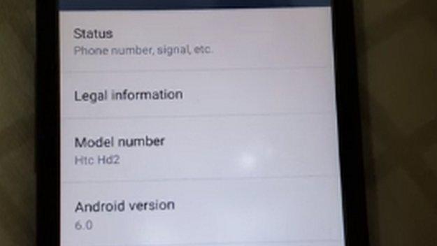 HTC HD2 erhält inoffizielles Android 6.0 Marshmallow