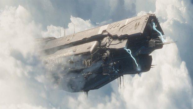 Halo-Fan baut drei Jahre an einem LEGO-Schiff