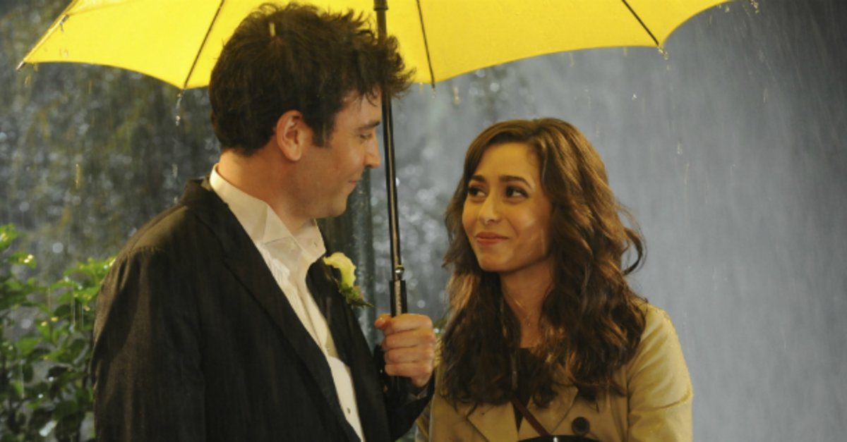 Ted online dating himym
