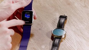 Huawei Watch vs. Apple Watch: Premium-Smartwatches im Videovergleich