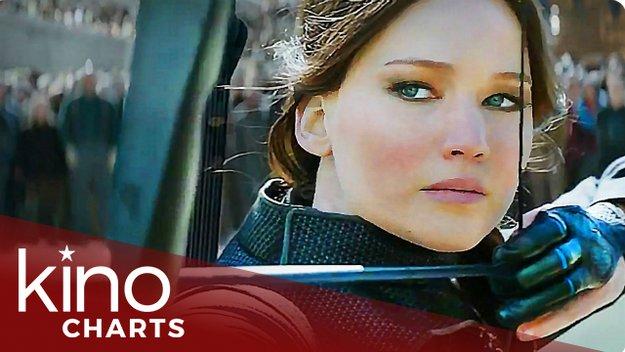 Kinocharts: Mockingjay 2 schießt Spectre ab - der Rekord bleibt dennoch aus
