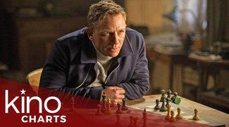Kinocharts: James Bond ist nicht zu bremsen, Spectre räumt richtig ab
