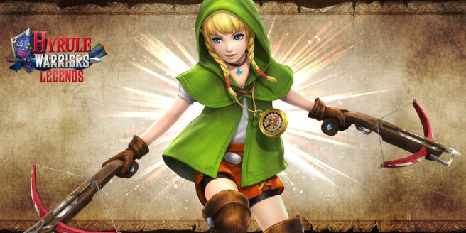 Linkle Hyrule Warriors Legends