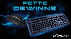 Gewinn zwei fette Gaming-Gear-Bundles von Lioncast für deinen PC!