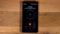 Huawei Mate S: Die Aufnahmemodi des Audiorekorders im Video