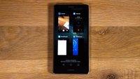 Multitasking-Tipp: So springt man auf dem Huawei Mate S schnell zur letzten App