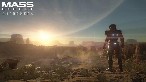 Mass Effect Andromeda: Animationen werden durch Day 1-Patch nicht besser