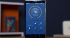 Huawei Mate S: Mit dem Telefonmanager Speicher und RAM aufräumen