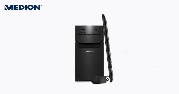 Medion Akoya P5320 E (MD 8875): Windows 10 PC für 599€ am 12.11 bei Aldi
