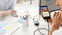 Lumia 950 (XL): Continuum mit USB Typ C Adapter für 10€ nutzen