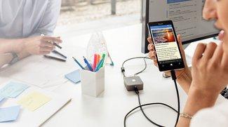Lumia 950 Dual-SIM: Amazon schenkt Käufern Display Dock