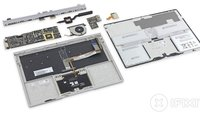 Microsoft Surface Book im Teardown: Nur 1 von 10 Punkten erreicht