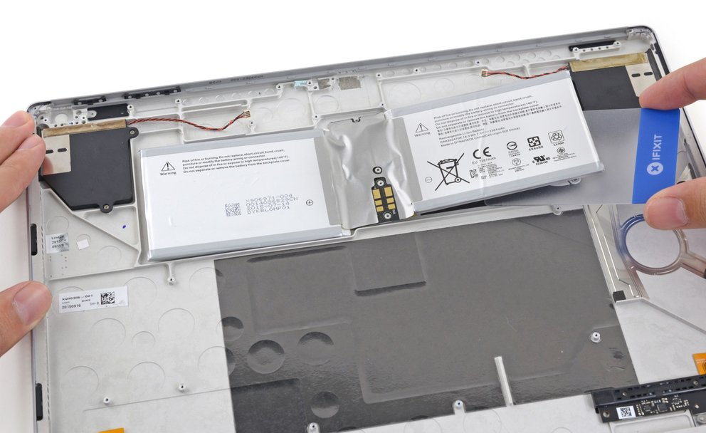 Microsoft Surface Book im Teardown_05