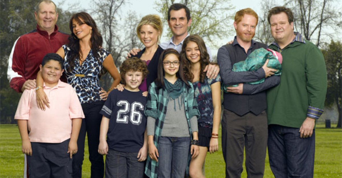Modern Family Staffel 1