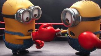 Minions: Großer Wettstreit im neuen Mini-Kurzfilm der gelben Chaoten