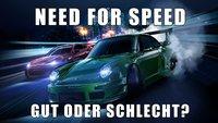 Need for Speed im Test: Haarscharf an der alten Form vorbei
