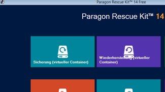 Paragon Rescue Kit Free: Wiederherstellungs-Tool für den Notfall