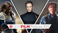 James Bond 007: Spectre, Ash vs. Evil Dead & Warcraft: GIGA FILM Podcast #55
