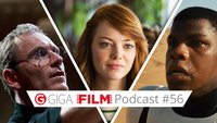 Star Wars 7 Gerüchte, Steve Jobs Biopic & Irrational Man: GIGA FILM Podcast #56
