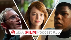 Star Wars 7 Gerüchte, Steve Jobs Biopic & Irrational Man: GIGA FILM Podcast #56
