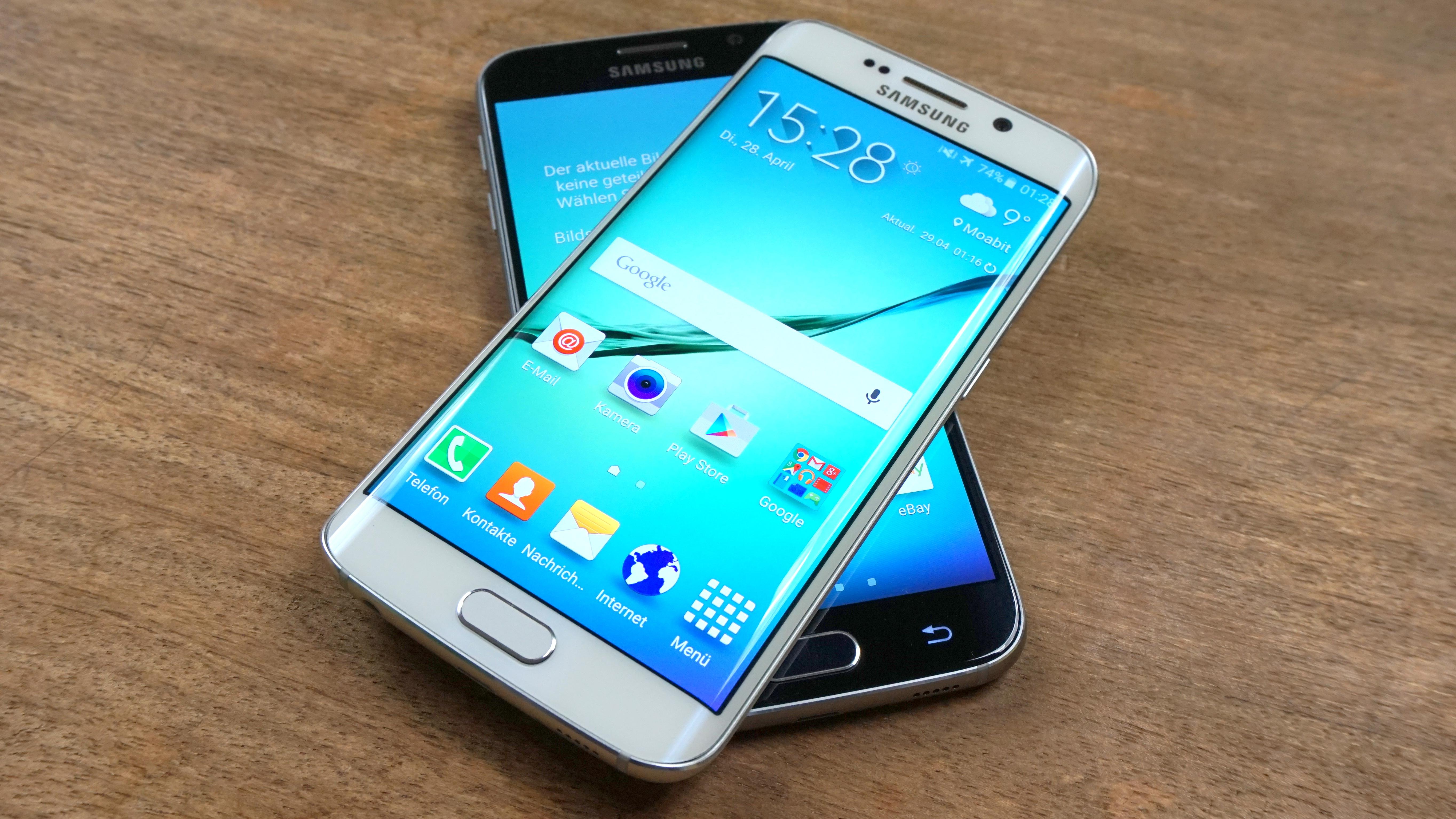 Samsung Galaxy S6 (edge): Android-7 0-Nougat-Update zum Download