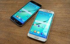 Samsung Galaxy S6 und S6 edge...