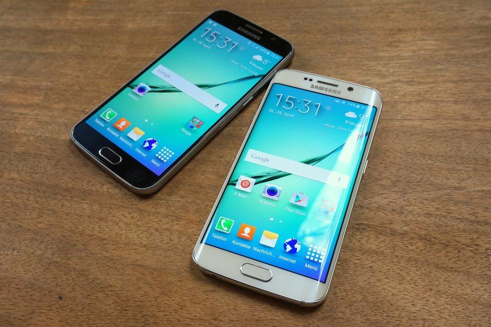 Samsung Galaxy S6 und S6 edge im Test: Langzeiteindruck zu den Flaggschiff-Zwillingen