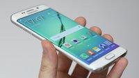 Samsung Galaxy S6 edge: Android 6.0.1 bringt exklusive Funktionen