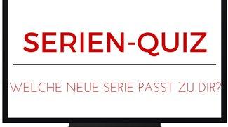 TV-Serien-Quiz: Welche neue Serie solltest du als nächstes gucken?