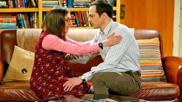 The Big Bang Theory: Sheldon und Amy tun es zum ersten Mal an Weihnachten