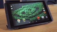 Nvidia Shield Tablet X1: Technische Daten des Shield Tablet-Nachfolgers bekannt