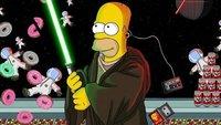 Gelbe Macht: Die besten Star-Wars-Referenzen in den Simpsons