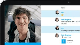 Skype 4.0! - Neues Design, HD Videochat,...