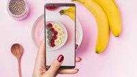 Food Porn auf Instagram: Dieses Essen posten die Stars