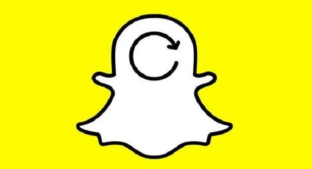Snap wiederholen und erneut abspielen in Snapchat -  Ganz einfach