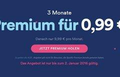 Spotify-Premium 3 Monate für...