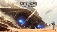 Star Wars Battlefront Die Schlacht von Jakku: Das ist der neue Spielmodus!