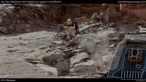 Star Wars Battlefront Toddyhancer 7