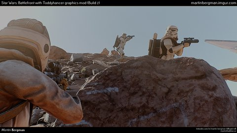 Star Wars Battlefront Toddyhancer 8