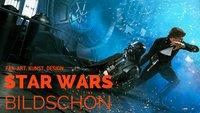 Star Wars Kunst vom anderen Stern: Die 30 besten Bilder aus vier Jahrzehnten Fan-Leidenschaft