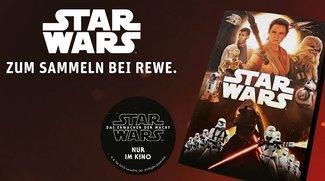 Rewe: Star-Wars-Aktion: Alle Cosmic Shells im Überblick