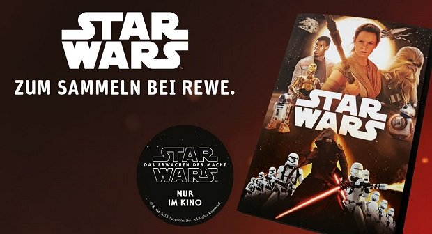 Star Wars Rewe Aktion Artikelbild
