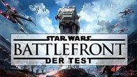 Star Wars Battlefront Test: Das Erwachen der Schlacht!